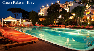 Capri Palace - Luxury Travel Deals