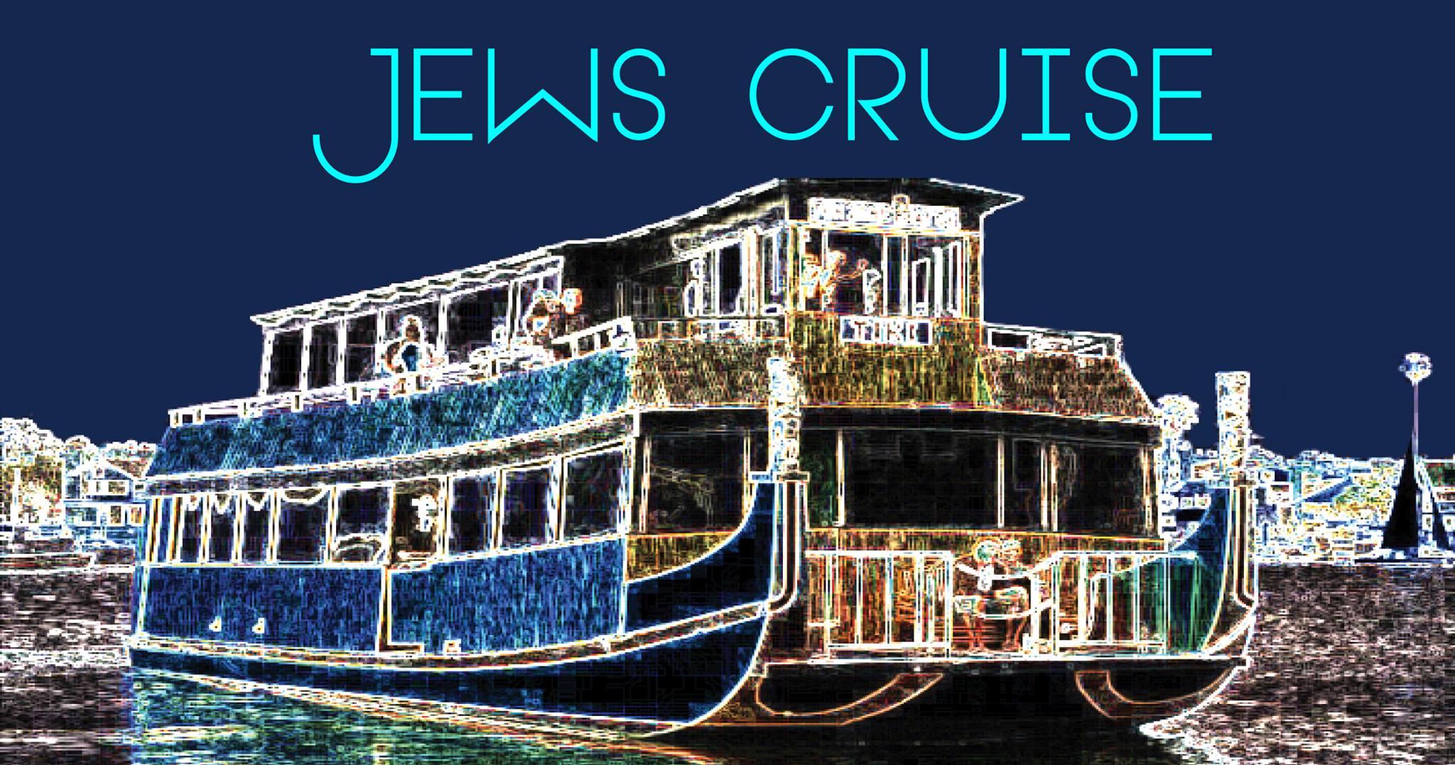 JewGlue Cruise