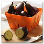 Patio Baby Hybrid Eggplant