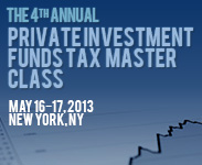 Private Investment Funds Tax Master Class