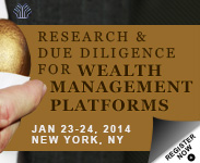 Wealth Management Platforms Conference