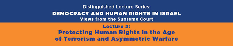 Democracy and Human Rights in Israel - Lecture 2