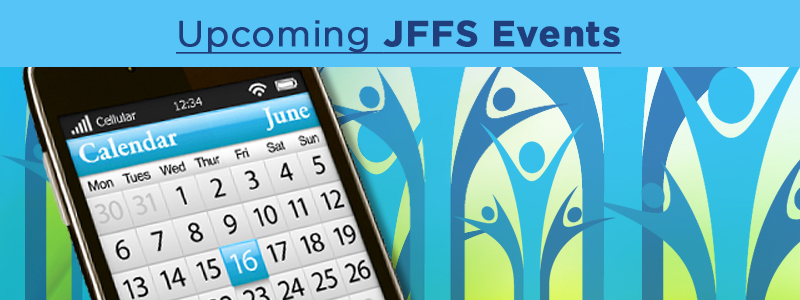 Upcoming JFFS Events